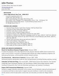 Resume Definition Resume