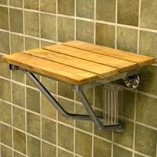 wall seats folding teak shower seats folding wall mounted teak shower bench with slats wall hanging