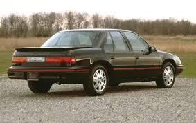 1990 Chevrolet Lumina - Information and photos - ZombieDrive