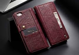 caseme iphone 6s plus 6 plus retro leather wallet case