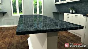 granite countertop brackets granite brackets floating brackets make your float with the flat wall bracket by granite countertop brackets