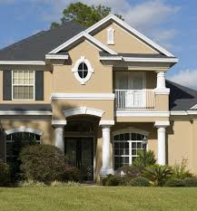 Exterior House Colors Color Chemistry And Paint Home Outside