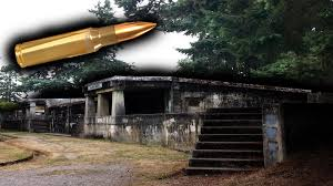 Underground Military Bases For Sale Exploring An Abandoned Ww2 Gun Base Found Live Ammo Youtube