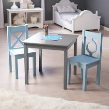 children table and chair set lovely lipper hugs and kisses table and 2 chair set gray