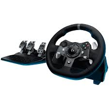 Купить <b>Руль Logitech G920 Driving</b> Force (941-000123) в каталоге ...