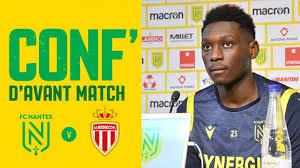 Randal kolo muani is 22 years old (05/12/1998) and he is 187cm tall. Randal Kolo Randal Kolo Muani Avant Fc Nantes As Monaco Viral Videos