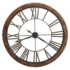 oversize wall clock 625 623