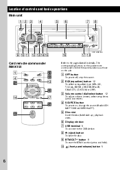 wiring diagram for sony xplod cdx gt540ui schematics and wiring sony cdx gt540ui operating instructions page 18