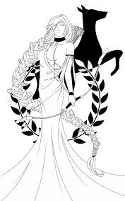 Artemis By Miyu Yorudeviantartcom On At Deviantart Mythology