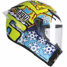 Agv Corsa R Size Chart Details About Agv Pista Gp Winter Test Snowman Motorcycle Helmet Yellow Blue White