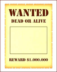 Make A Wanted Poster Free Online Sale One Piece Wanted Poster Template Wild West Dead Alive