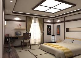 Amazing Japanese Interior Design Bedroom With Japanese Bedroom