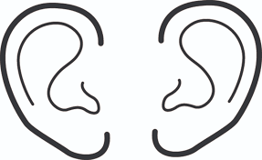 Small Picture Ears Coloring Pages GetColoringPagescom