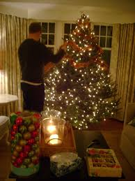 decorating christmas trees | Michael Penney Style