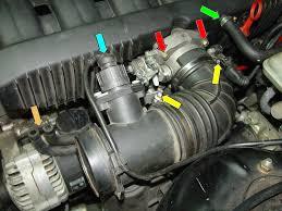bmw e36 3 series intake manifold removal 1992 1999 pelican figure