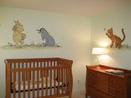 classic winnie the pooh poster nursery accessories bedding sets baby room decor clic crib sheets and