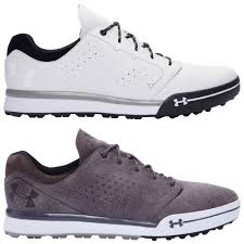 under armour golf shoes. under armour mens tempo hybrid spikeless golf shoes. image 1 shoes