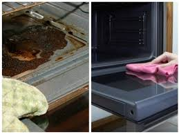 how to clean an oven quickly tips for