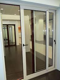 marvelous aluminium sliding doors for your patio door design idea marvelous white aluminium clear glass