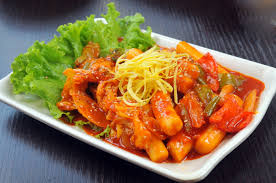 Image result for gambar tteokbokki