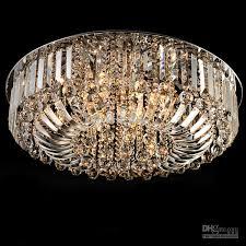 new modern k9 crystal led chandelier ceiling light pendant lamp pertaining to elegant house crystal led light designs
