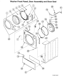 Speed queen model ltsa7awn4350 laundry centers bos genuine parts rh searspartsdirect ge front load washer diagram frigidaire washer wiring diagram