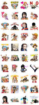Aplikasi stiker wa gerak yang berukuran 17 mb ini dikembangkan oleh telegram llc. One Piece Straw Hat Crew Sticker For Line Whatsapp Telegram Android Iphone Ios