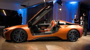 Sport Series how much is a bmw i8 : 2019 BMW i8 Roadster is ready to empty wallets and break hearts ...