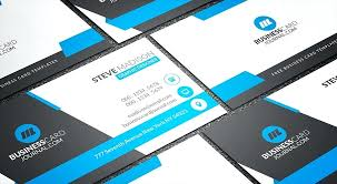 business cards with word free business card template ms word templates cards microsoft office