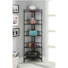 Full Image for Ladder Shelf Decorating Ideas Inspirational Tall Corner Shelf  Unit 93 Corner Shelf Decor ...