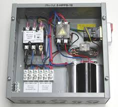 5 hp rotary phase converter 5 hp rotary phase converter control panel make your own true 3 phase power