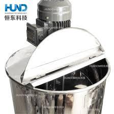 china genizer tank vacuum mixing tank