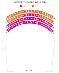 Mertz Theatre Seating Chart Related Keywords Suggestions