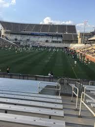 Bobby Dodd Stadium Section 133 Row 22 Seat 33 Georgia