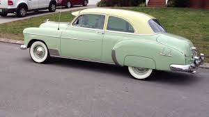 1950 Chevrolet Styleline Deluxe 2-door Sedan for sale $29,999 www ...