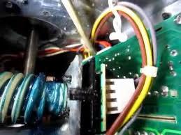 how to repair garage door opener led indicator 5 flashes motor light don t work relay s