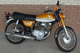 1971 honda cb 175 vintage motorcycle for sale