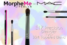 you can also use it to wing out your eyes or smoke out a cat eye wing angled brushes are also good for cleaning up liner lips and other places you need