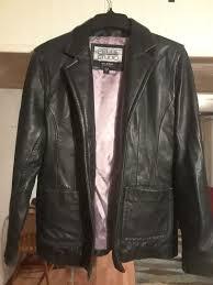 women s pelle studio jacket by wilson s leather women s jacket size l