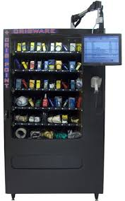 Tool Vending Machine Stunning CRIBPOINT Tool Vending From CRIBWARE