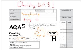 gcse aqa chemistry unit 3 may 2016 ch3hp full paper
