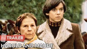 I Think I See The Light Harold And Maude Harold And Maude 1971 Trailer Ruth Gordon