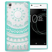sony xperia l1. for-sony-xperia-l1-case-hard-back-bumper- sony xperia l1