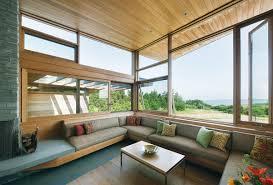 martha s vineyard dream house the living room offers plenty of built in seating