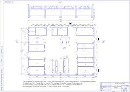 Курсовая работа на тему Разработка стенда для правки кузовов  чертеж Курсовая работа на тему