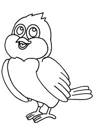 Dessin A Imprimer Oiseau Coloriages Store