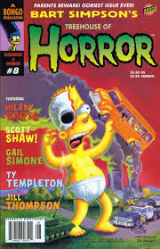 Image  Bart Simpsonu0027s Treehouse Of Horror 8JPG  Simpsons Wiki Bart Treehouse Of Horror