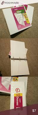 Avery 2 Inch Binder Avery 2 Inch Binders These Binders Have Never Been Used Both Are In