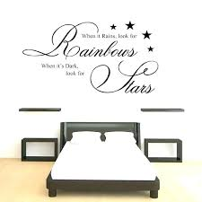 bedroom wall quotes master bedroom wall quotes for fantastic decals vinyl photo 1 of 6 mast