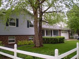 Modern Exterior Paint Ideas Split Level House Google Search - Split level exterior remodel